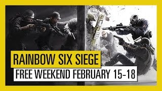 Tom Clancy's Rainbow Six Siege - Play for free February 15th to 18th!