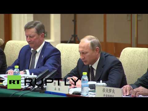 China: Putin talks bilateral ties with Chinese PM Li Keqiang
