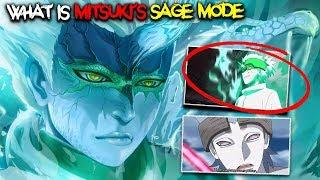 The Hidden Truth Behind Mitsuki's Sage Mode   Sage Mode Explained - Boruto & Naruto