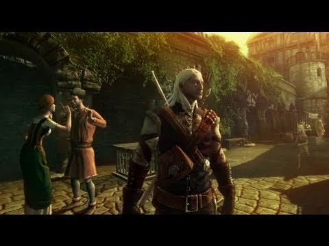 Witcher 2: Locations & World Trailer