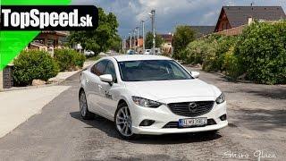 Test Mazda 6 2.5i Revolution TopSpeed.sk