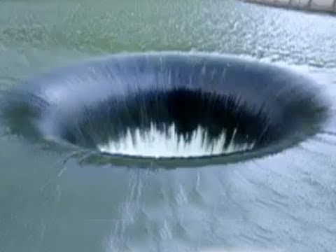 The World's BIGGEST HOLES -- BOAT #5