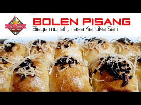 RESEP & Panduan membuat Bolen Pisang  - RECIPES & Guides make Bolen Bananas - Cakes #2
