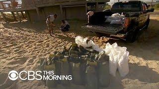 Hurricane Florence: Storm surge major concern for Outer Banks