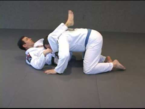 Basic Closed Guard Series For Brazilian Jiu Jitsu Image 1
