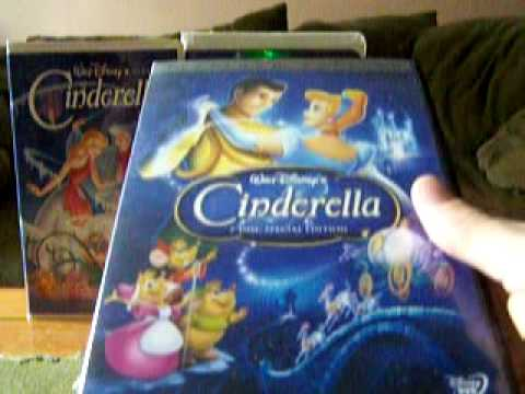 3 Different Versions Of Cinderella Youtube