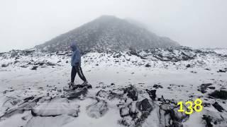 91 volcanoes discovered under Antarctica