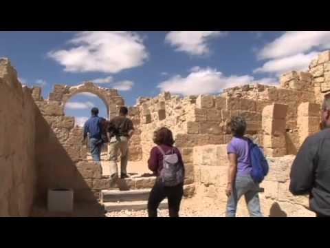 Desert tourism in Israel