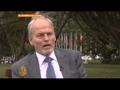UN official sizes up Somalia challenges