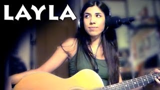 Download Lagu Eric Clapton - Layla (cover by Alba) Gratis STAFABAND