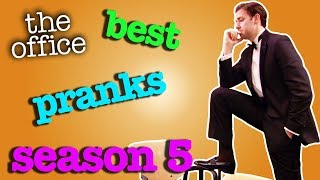 BEST PRANKS Season 5  - The Office US