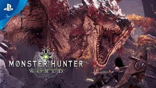 Monster Hunter: World - TGS 2017 | PS4