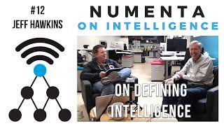 Jeff Hawkins On Defining Intelligence