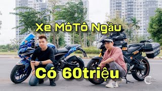 Xe moto PKL chỉ có 60 triệu - Bajaj Pulsar RS200 ABS | MinhBiker