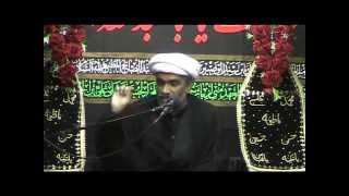 04 Night of 17th Muharram 1436 by Molana Nadir Sadiqi