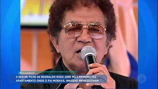 Filho de Reginaldo Rossi revela que cantor deixou dívidas