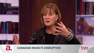 Canadian Music's Disruption