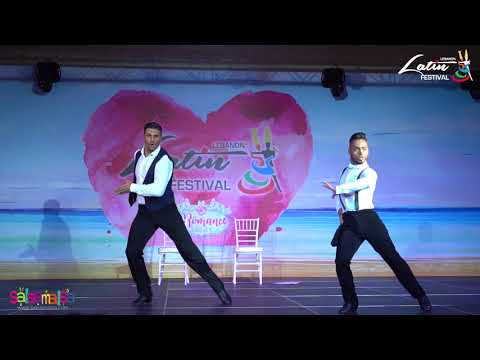 JAVIER & DAVID SHOW - LEBANON LATIN FESTIVAL 2018