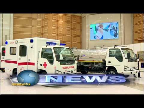 Новости Телевидения Туркменистана01.04.2018