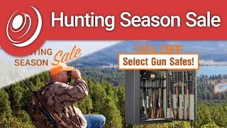 Hunting Season Sale - Safe & Vault Store.com