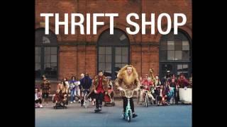 Macklemore - Thrift Shop CLEAN [Download, HQ]