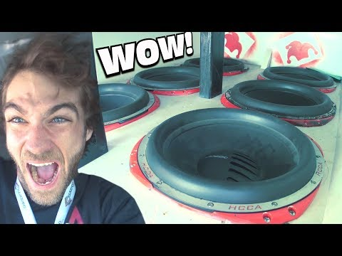 INSANE SUBWOOFER BASS!!! 6 15 inch ORION HCCA Subwoofers & Four MTX Subs Playing LOUD & LOW Songs