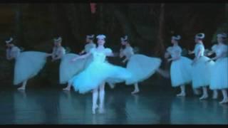 2004 Paris Opera Ballet La Sylphide Variation Aurélie Dupont