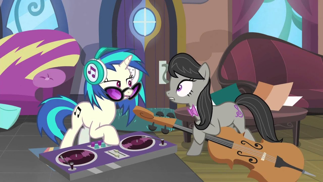Octavia and vinyl wedding