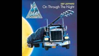 Def Leppard Live   Full Album   On Through The Night Unofficial