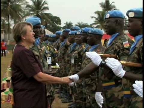 International Day of UN Peacekeepers 2010: Responding to Haiti tragedy
