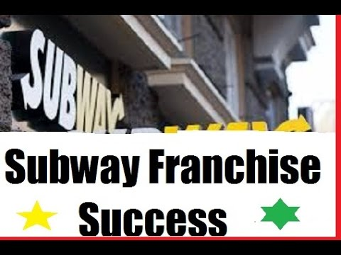 Subway Franchise Review|How To Build A Profitable And Long Lasting Business