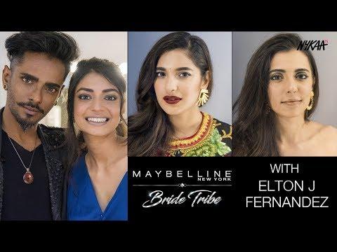 Maybelline New York | Bride Looks with Elton J Fernandez