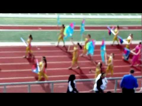 Lafayette High School Band pass and review