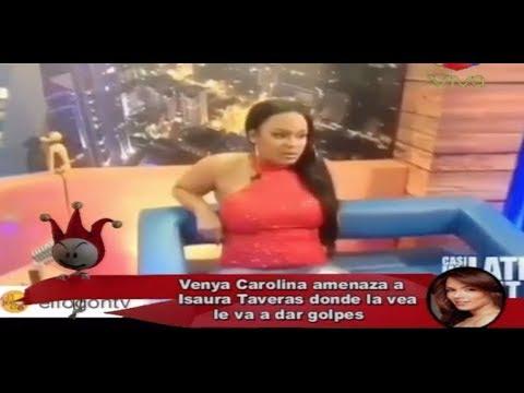 Venya Carolina Amenazando a Isaura Tavera Por Hacerle Magia Negra