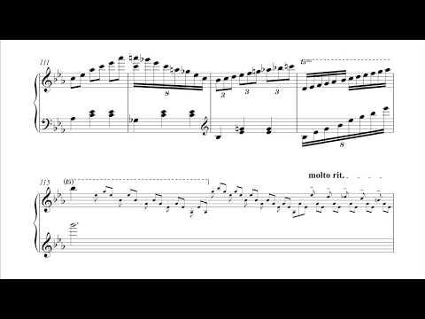 Happy Birthday Chopin Style