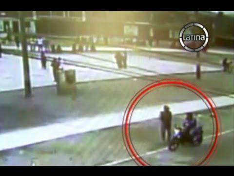 Chimbote: Difunden imágenes del sicario implicado en crimen de fiscal de Casma