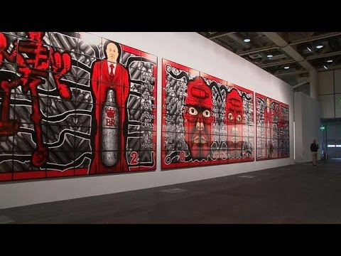 Art Basel, the supermarket of contemporary art, opens its doors