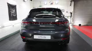 Scene Clean Valeting | 2019 Porsche Macan