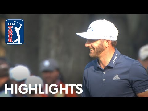 Dustin Johnson's winning highlights from 2017 WGC-Mexico Championship