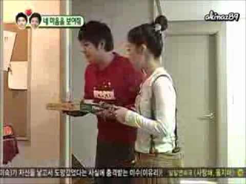WGM - Kangin tells Heechul to buy pizza