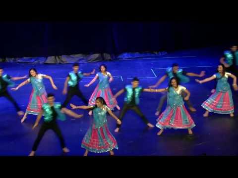 IASA 2016-17 Jazba: Bollywood