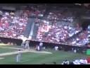 Anaheim Angels Baseball Francisco Rodriguez vs Red Sox