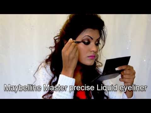 Get Ready With Me - Arabic Makeup !!! video