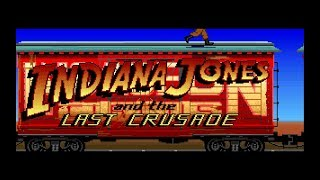 Indiana Jones and the Last Crusade: The Graphic Adventure Speedrun Any% 21:36 (Current WR)