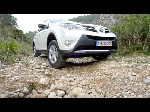 (ENG) Toyota RAV4 - Test Drive and Review