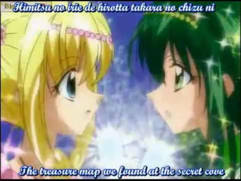 Mermaid Melody Pure Episode 23 ENGLISH SUBBED Part 2