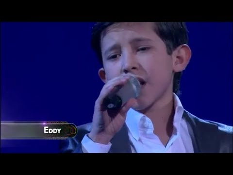 Eddy Valenzuela  VUÉLVEME A QUERER Cristian Castro Academia Kids Cover