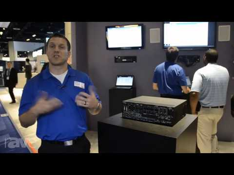 InfoComm 13: AMX Enova DVX-3156HD Switchers Double the Competition's Best Distance Transport Offering