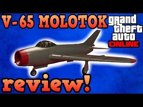 V-65 Molotok review! - GTA Online