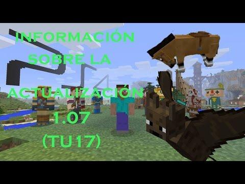Minecraft Ps3 y xbox 360 | Información sobre la Actualización 1.07 (RETRASADA)